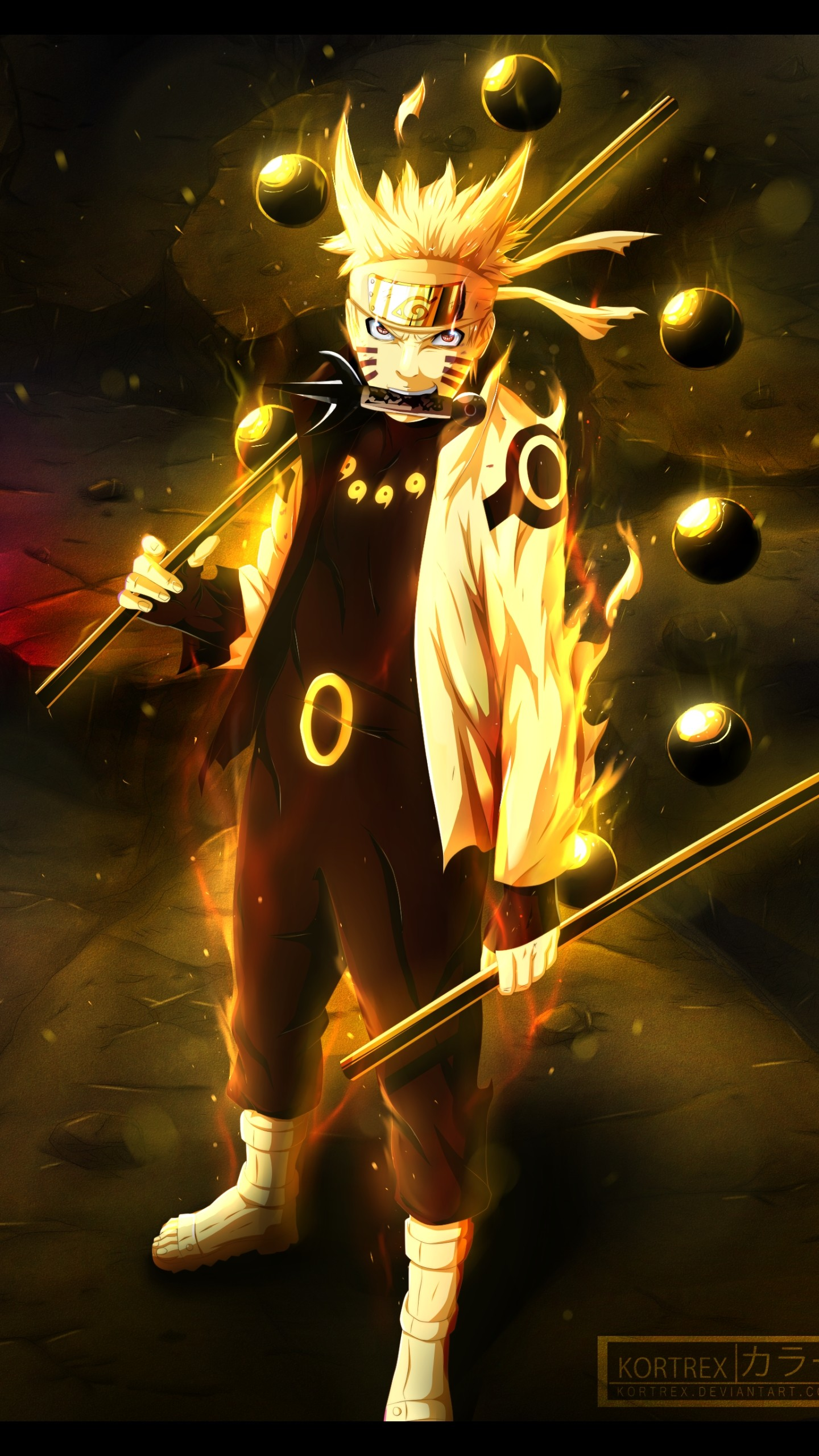 Naruto Wallpapers HD 2018 63 images 1440x2560