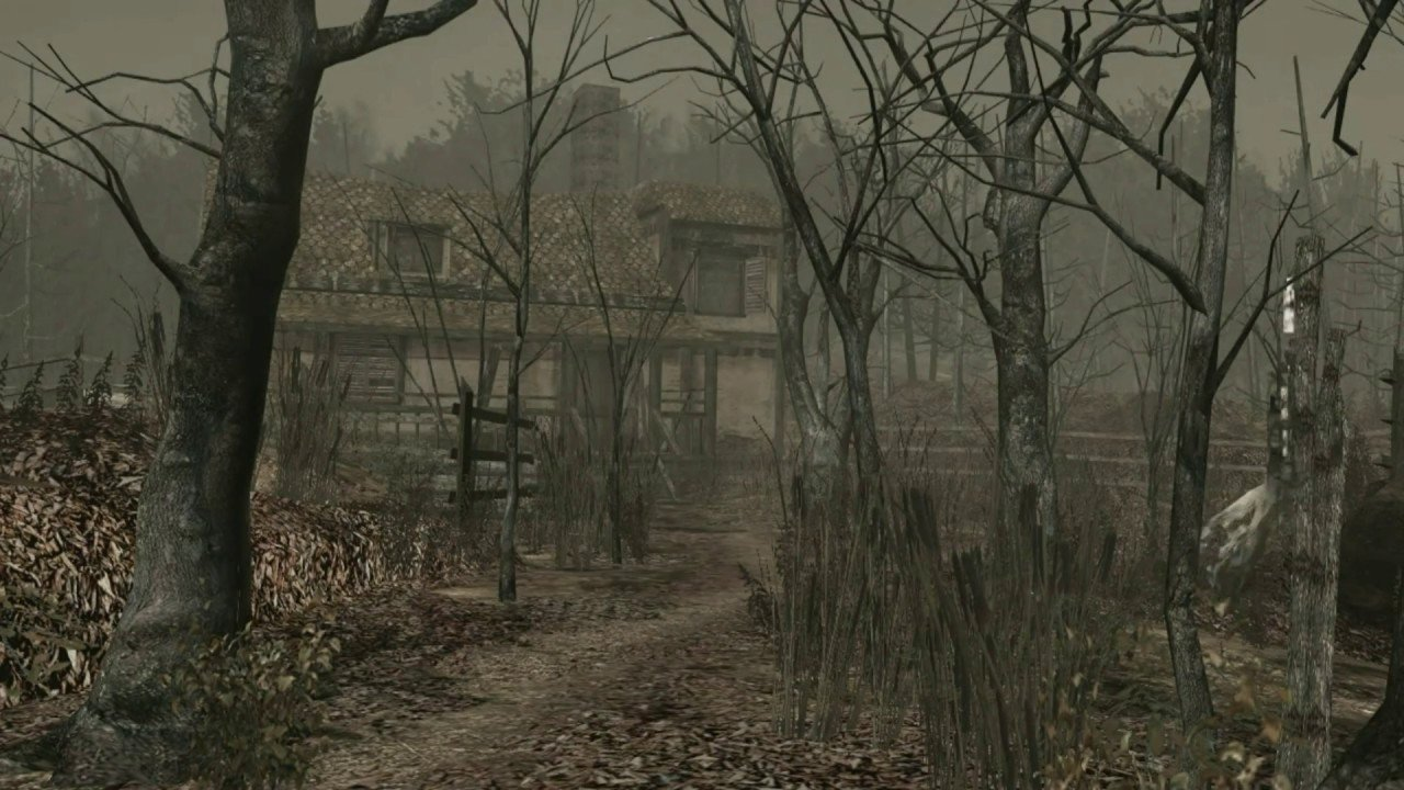 Resident Evil 4   Animated wallpaper   Dreamscene   HD DDL 1280x720