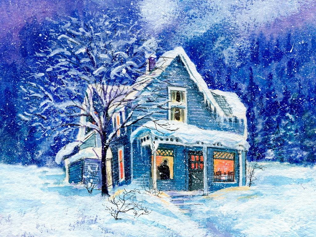 Winter wallpapers   Winter Wallpaper 2768334 1024x768