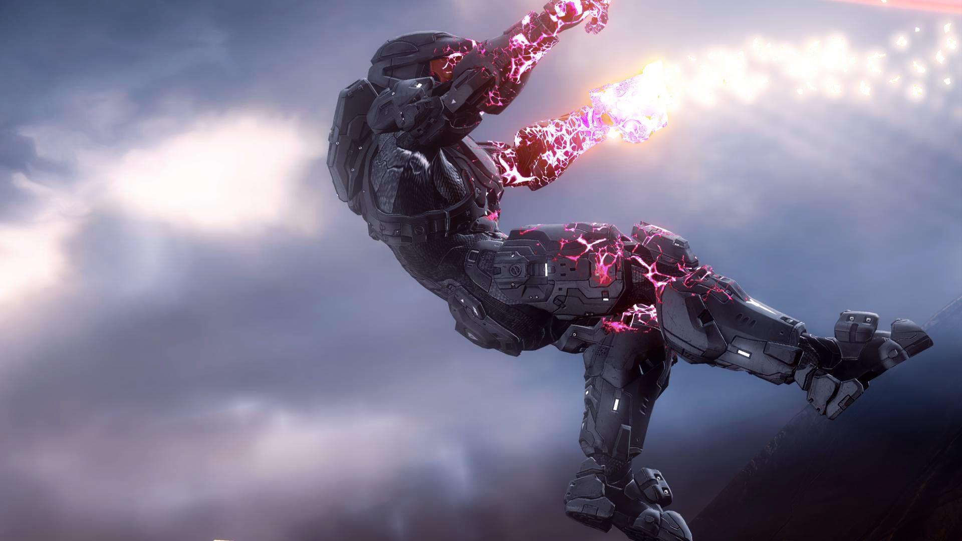 Halo 5 Guardians Video Game 21 Hd Wallpaper   Hivewallpapercom 1920x1080