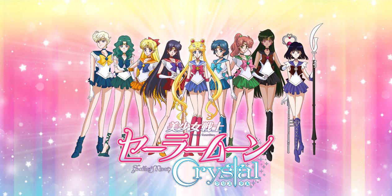 50 Sailor Moon Desktop Wallpaper On Wallpapersafari