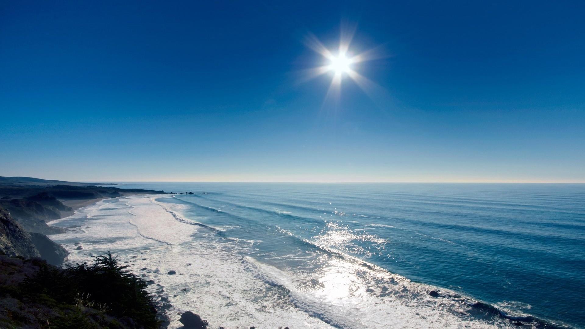 Ocean Beach Wallpaper 1920x1080 Ocean Beach 1920x1080