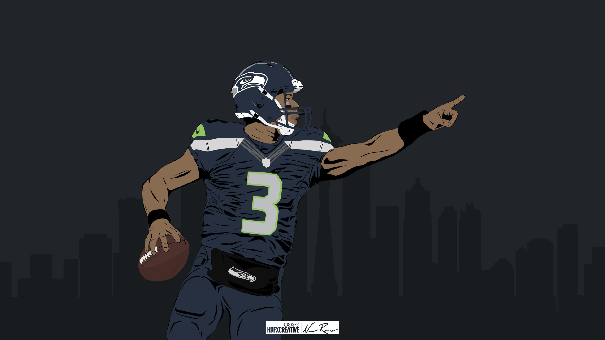 NFL Wallpapers HDFX CREATIVE 2560x1440