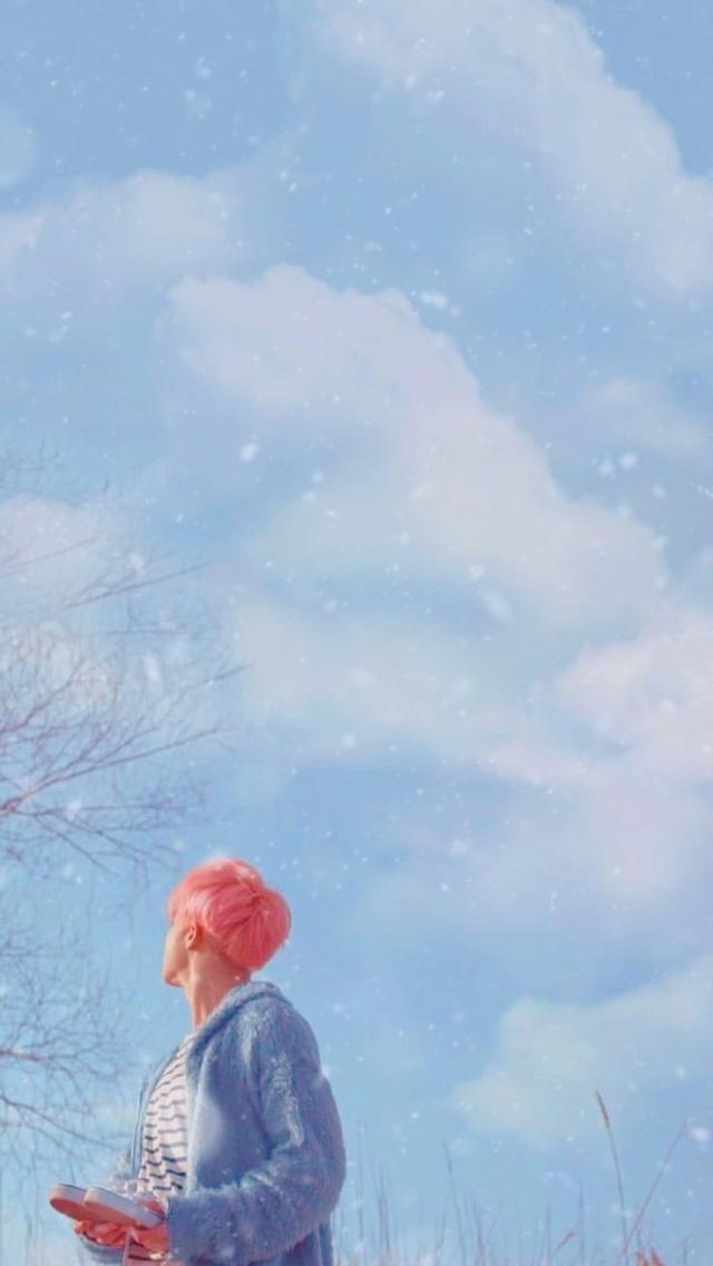download Bts Spring Day Wallpaper Bts Jimin Bts E Got7 Jhope 640x1136