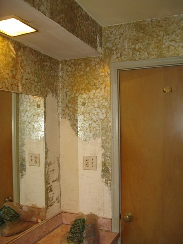 over wallpaper backing and glue   General Drywall Discussion   Drywall 375x500