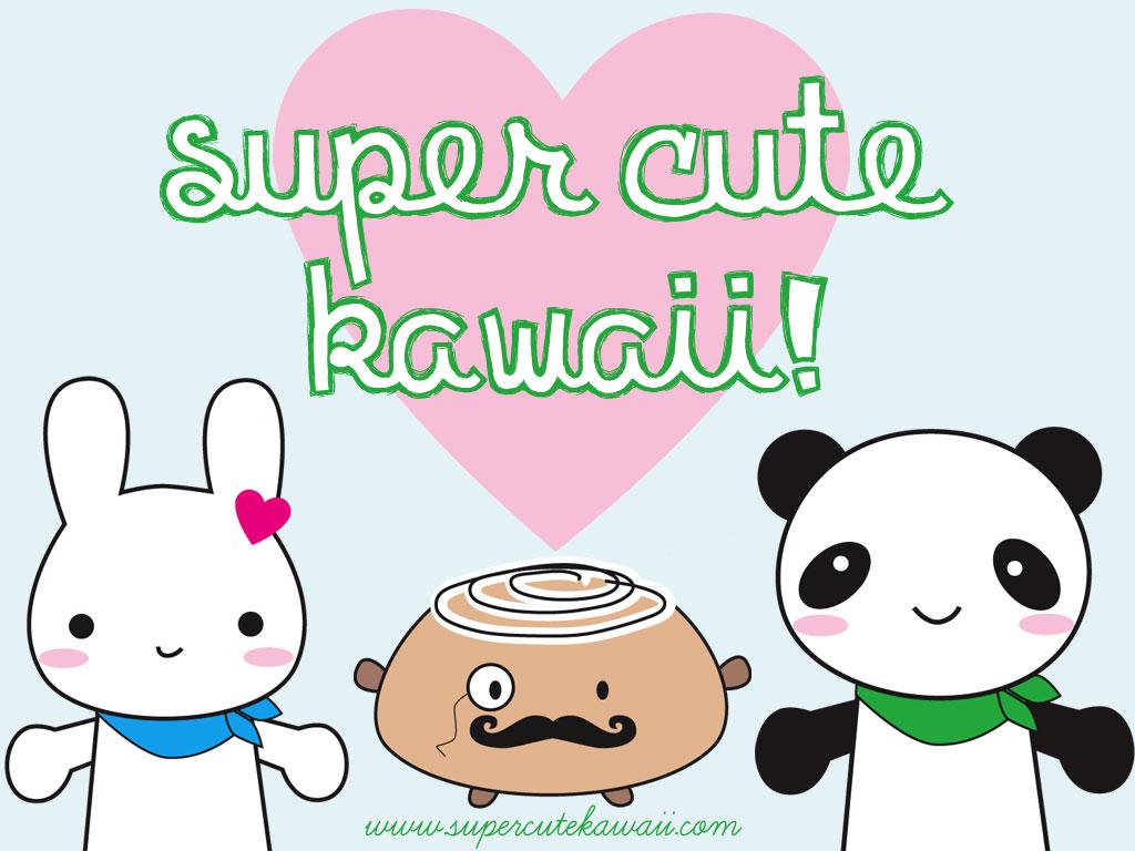 super cute kawaii wallpaper from the lovely blog Super Cute Kawaii 1024x768