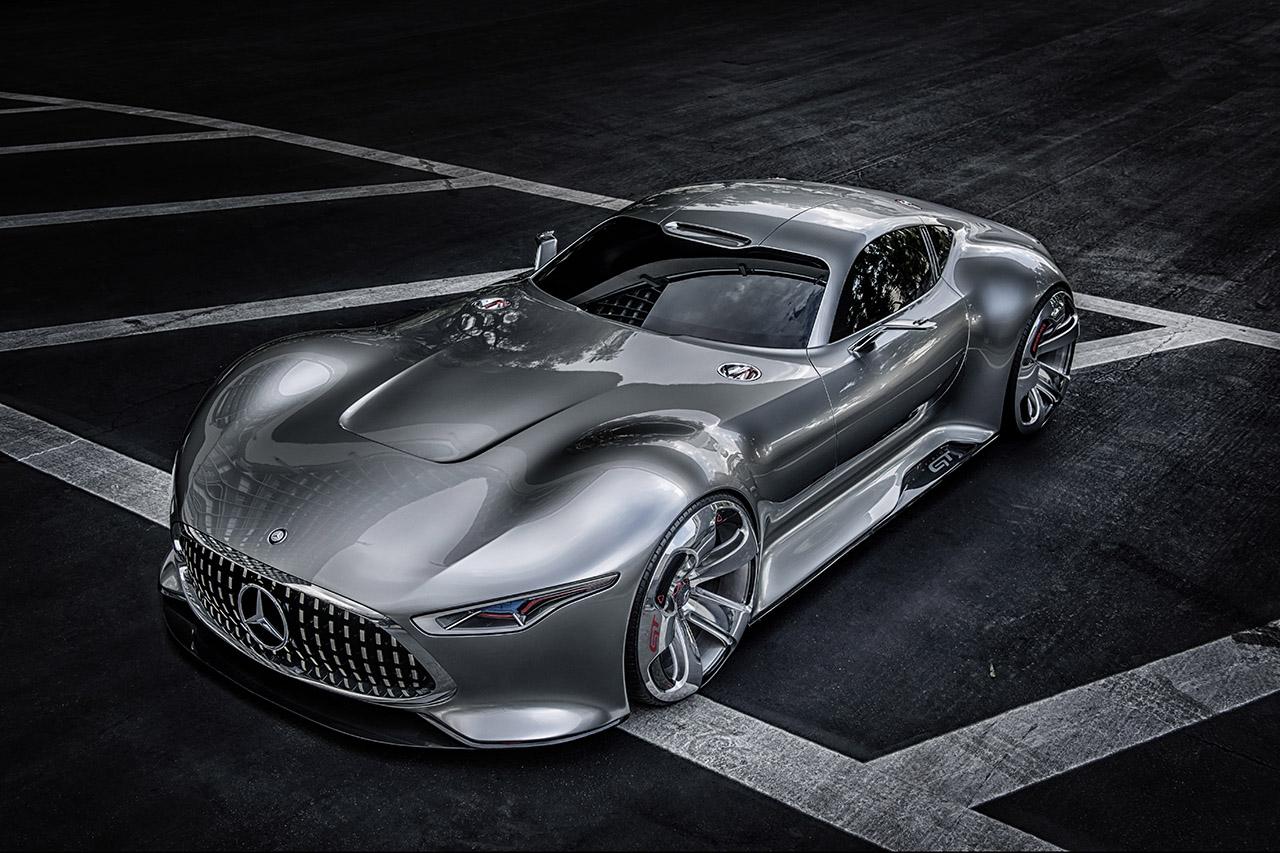 Mercedes Benz AMG Vision Gran Turismo   egmCarTech 1280x853
