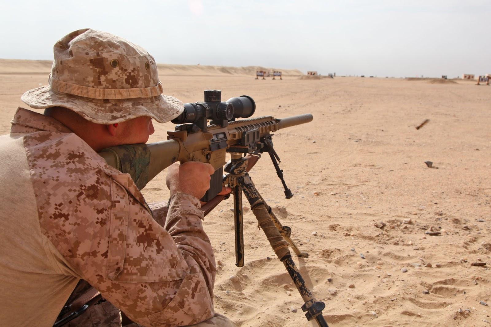 SNAFU Scout Sniper Platoon Weapons Company Battalion Landing Team 1600x1067