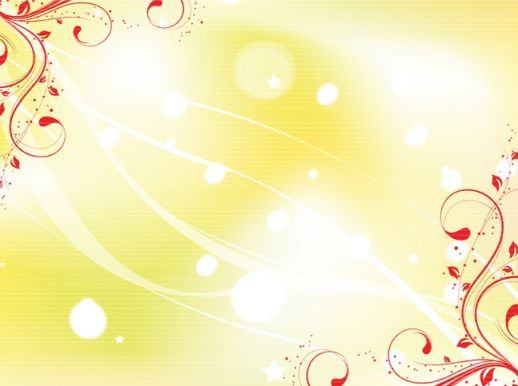 Yellow Swirl Background Image Vector   AI PDF   Graphics download 518x386