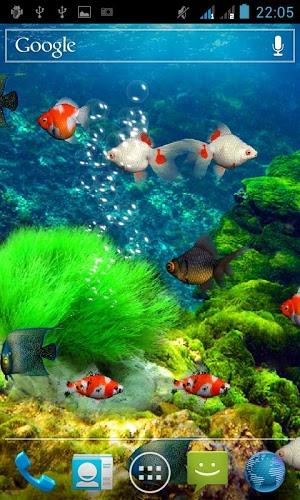 Aquarium Live Wallpaper   Aplikacja   Android   Instalkipl 300x500