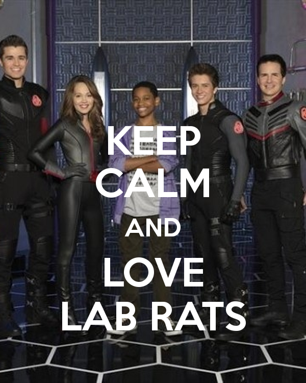 KEEP CALM AND LOVE LAB RATS Poster LABRATS Keep Calm o Matic 600x750