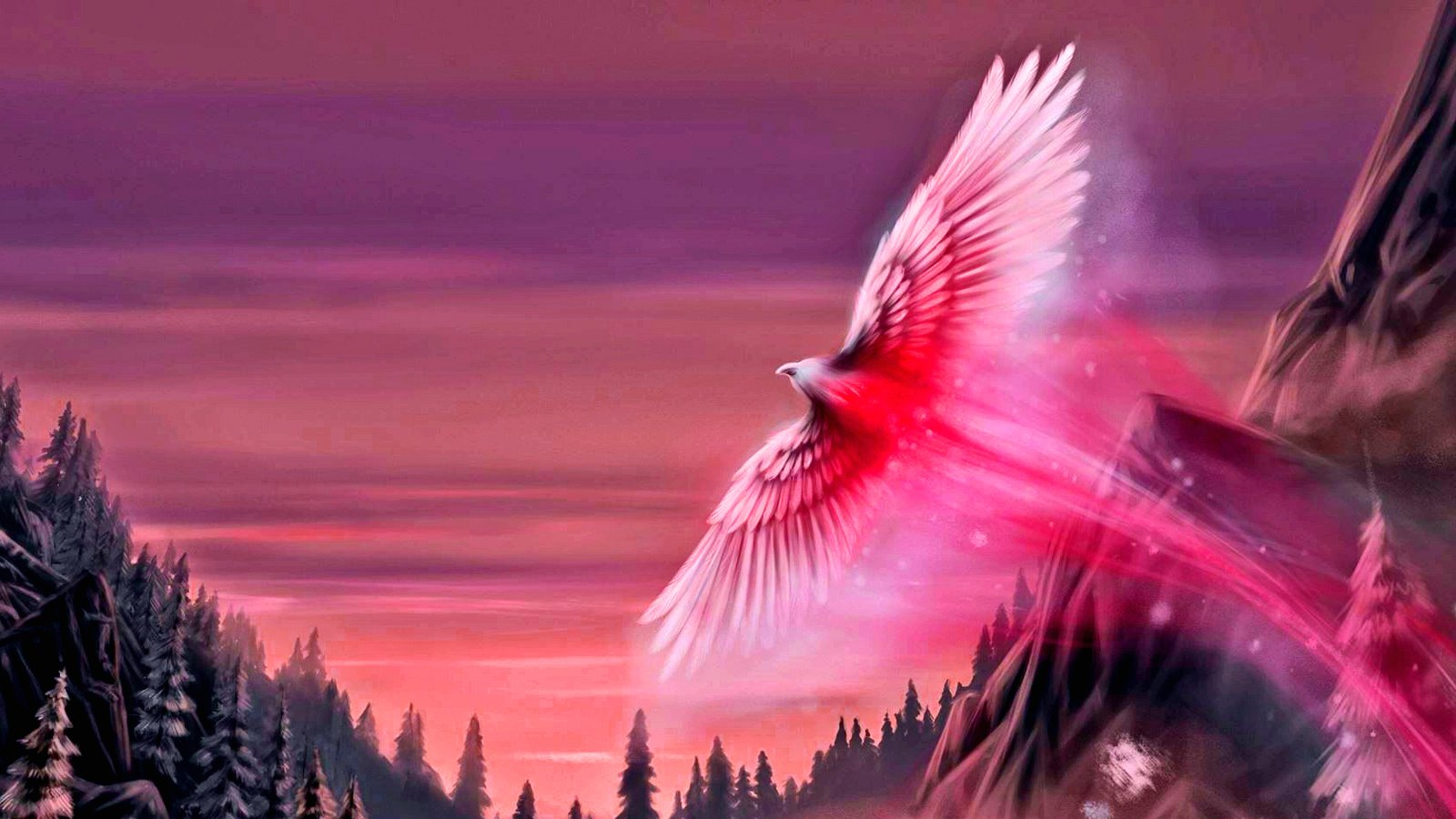 Source URL httpwwwwallpaperawesomecomwallpaper phoenixphp 1600x900