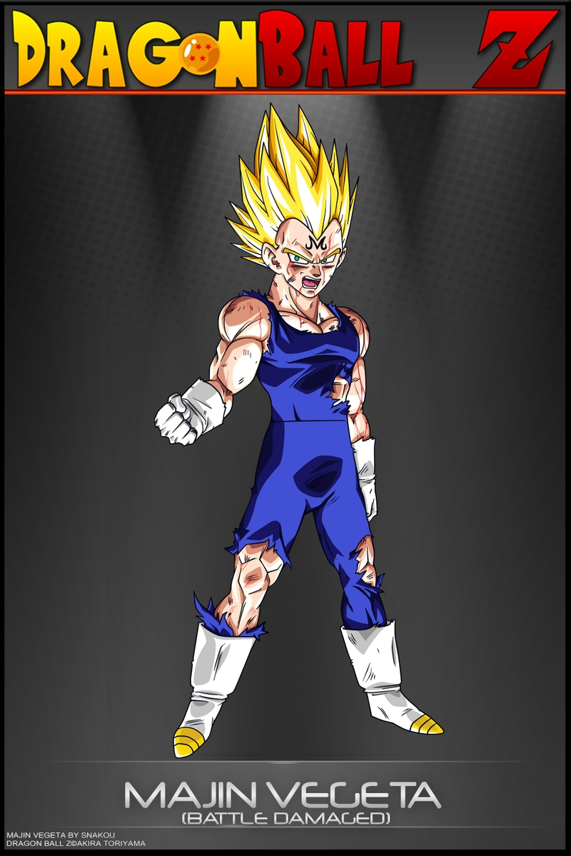 Dragon ball z wallpaper vegeta wallpapersafari - Dragon ball z majin vegeta wallpaper ...