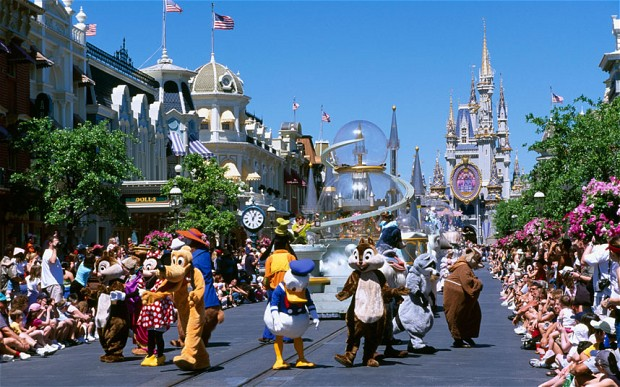 Facts About Magic Kingdom Theme Parks Travel Innate 620x387