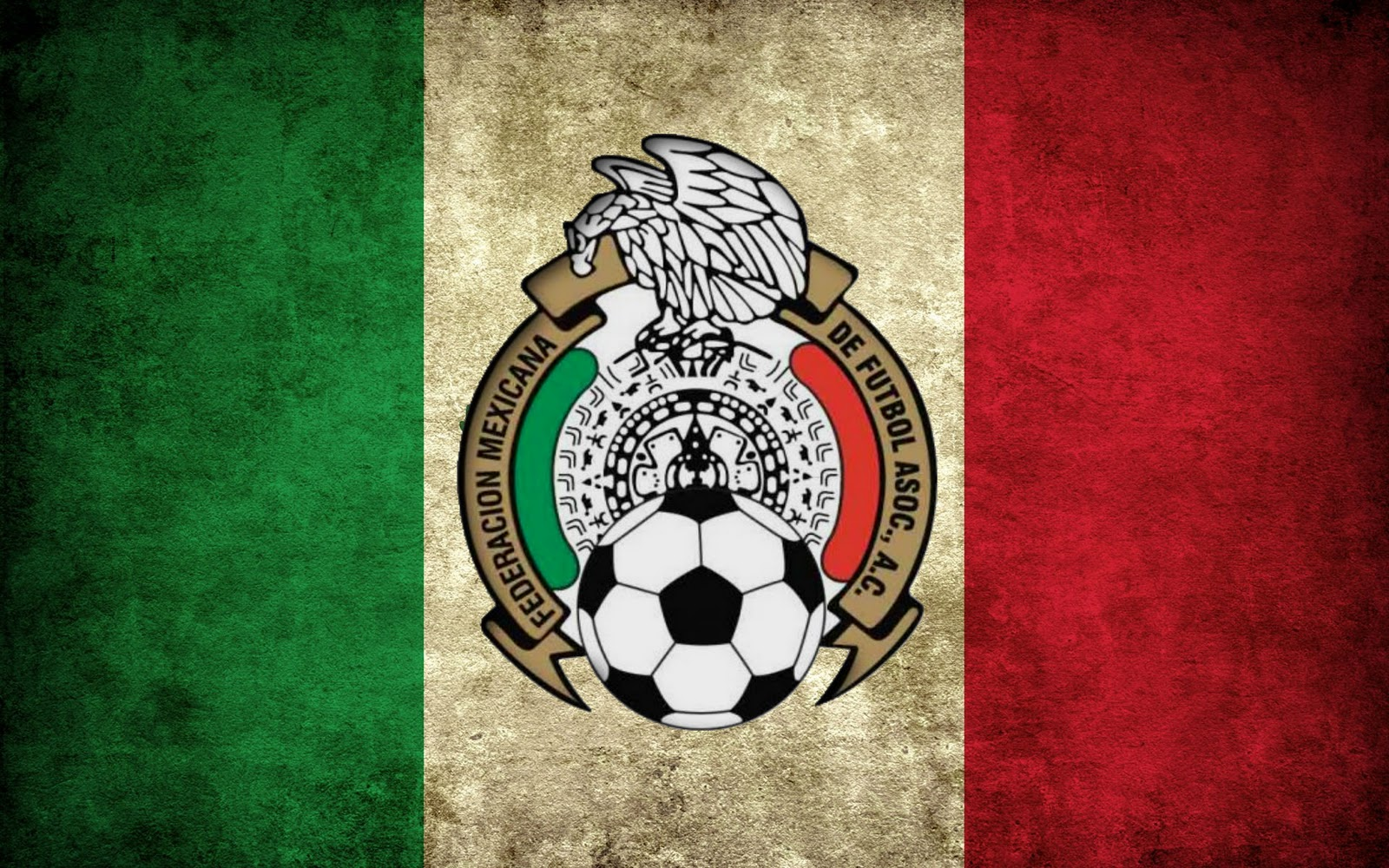 Mexico Soccer Logo Wallpaper Wallpapersafari