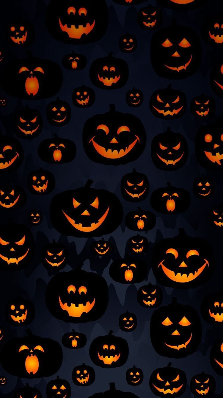 Happy Halloween Wallpapers Halloween wallpaper iphone 750x1334