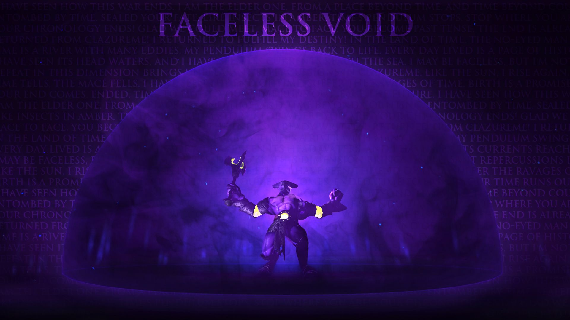 Dota 2 Faceless Void Background Click Wallpapers wallpaper 1920x1080