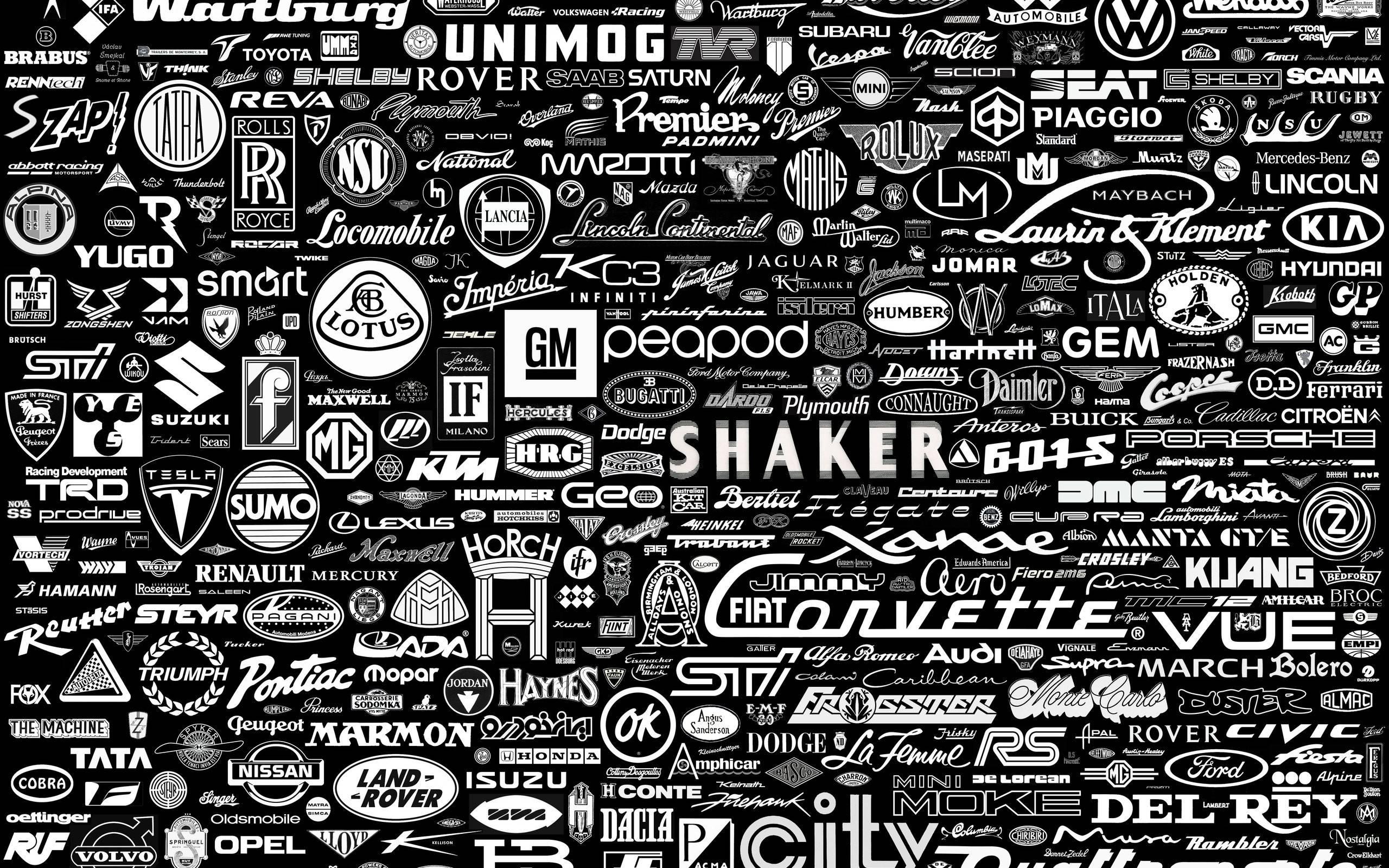 Car Logo Wallpapers   Top Car Logo Backgrounds   WallpaperAccess 2560x1600