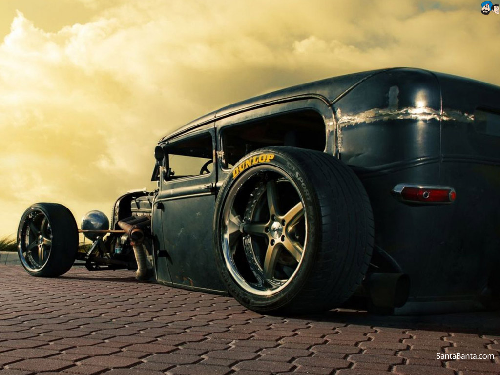 Free Download Vintage and Classic Cars HD Wallpaper #64