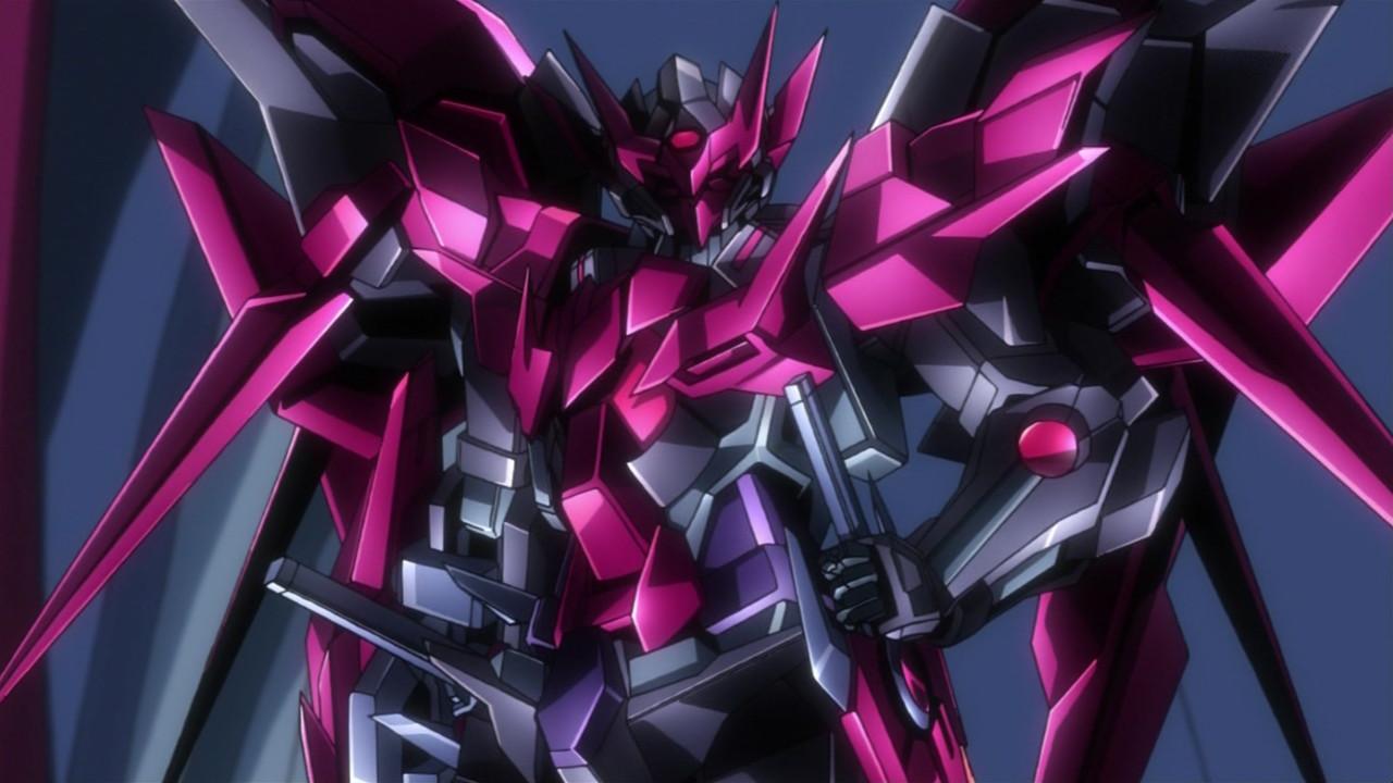 Gundam Build Fighters] Gundam Exia Dark Matter Some Nice Wallpaper 1280x720