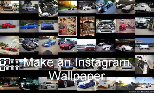 instagram app login details you can create wallpaper from randomly 600x365