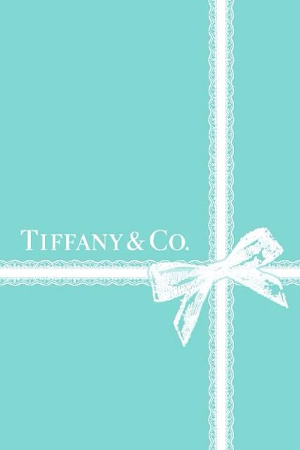 Tiffany CO Iphone wallpapers Pinterest 427x640