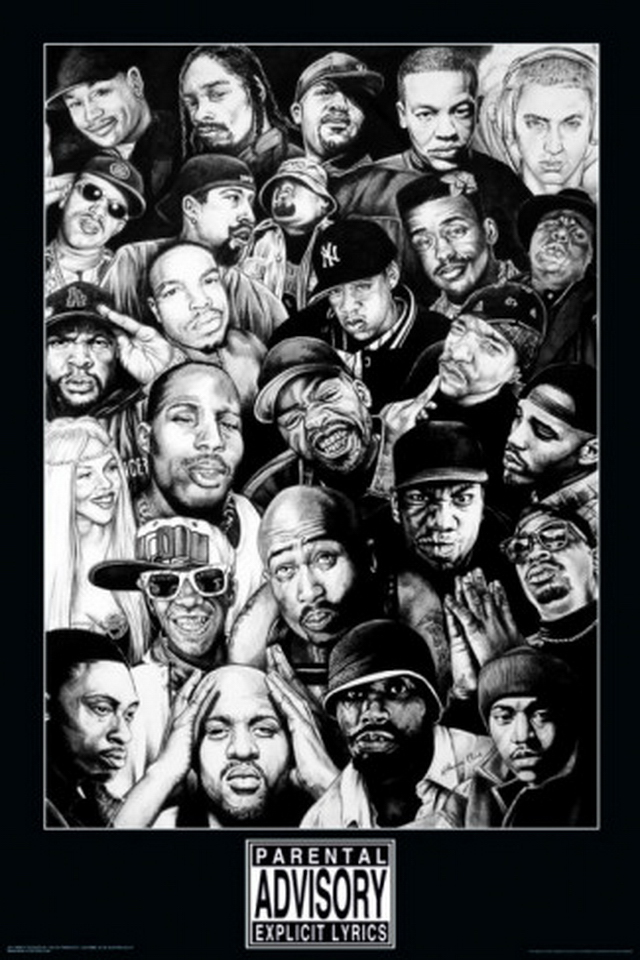 Rap Gods iPhone HD wallpaper Wallpapers Photo 640x960