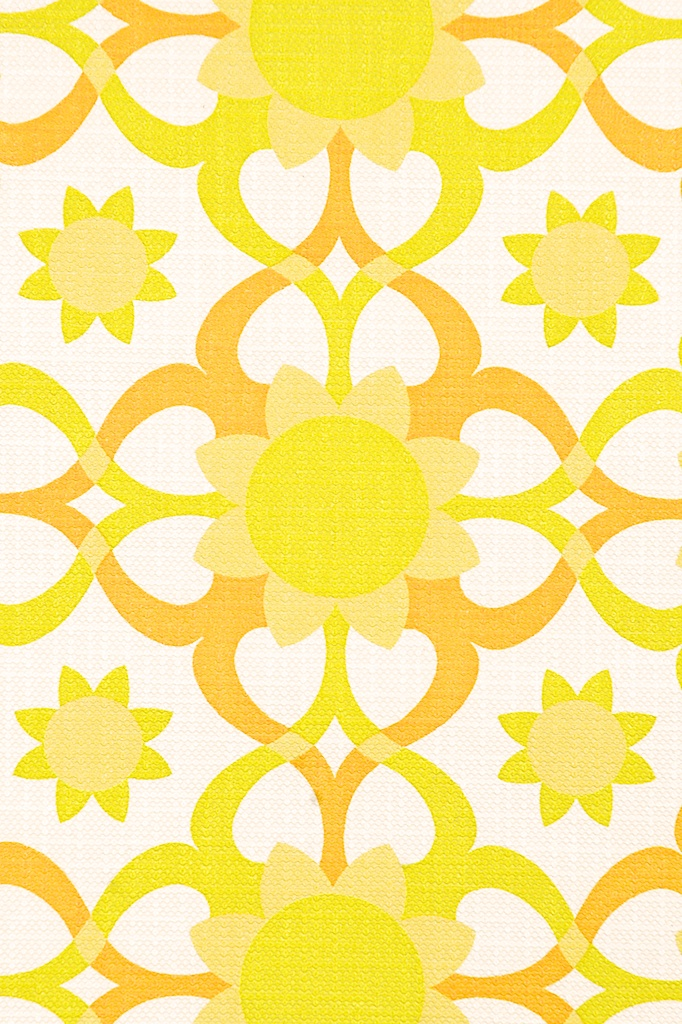 Vintage Geometric Small Pattern Vinyl Wallpaper 682x1024