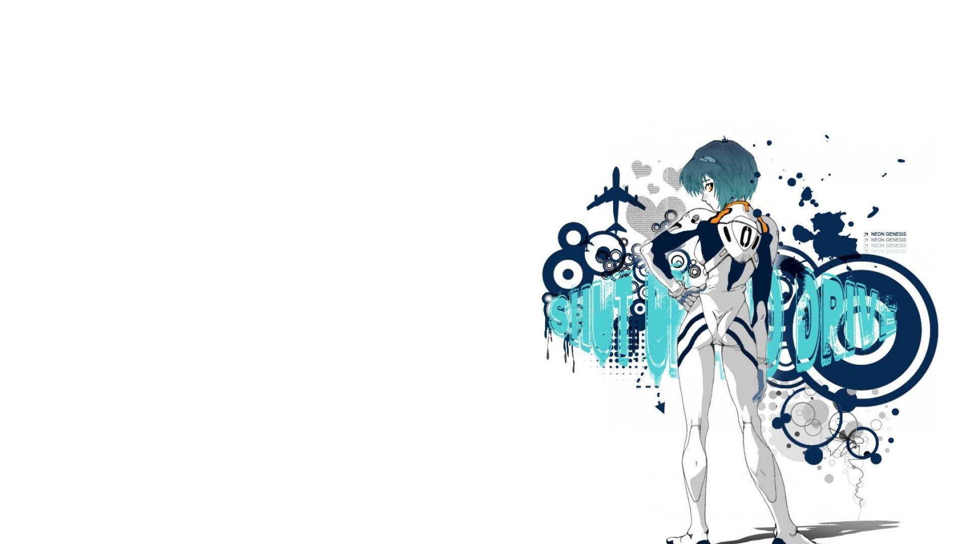 Rei ayanami wallpaper hd