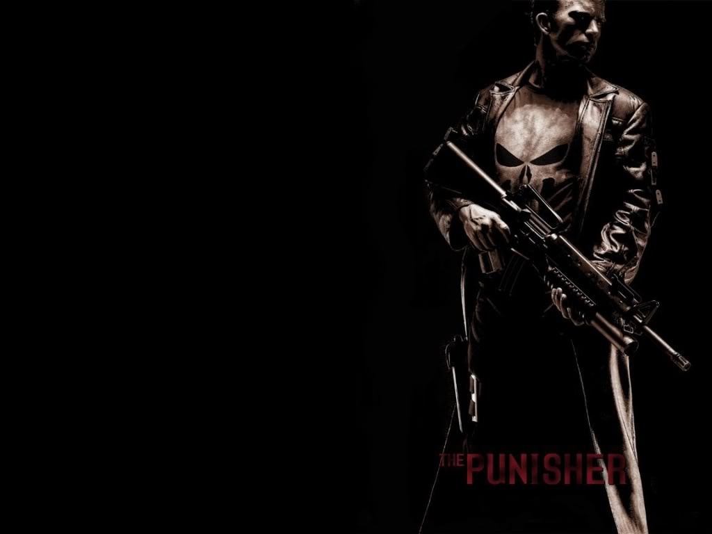 The Punisher Wallpapers   Cartoon Wallpapers 1024x768