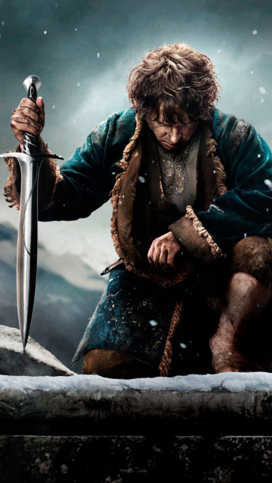 The Hobbit The Battle of the Five Armies Wallpaper   iPhone 540x960