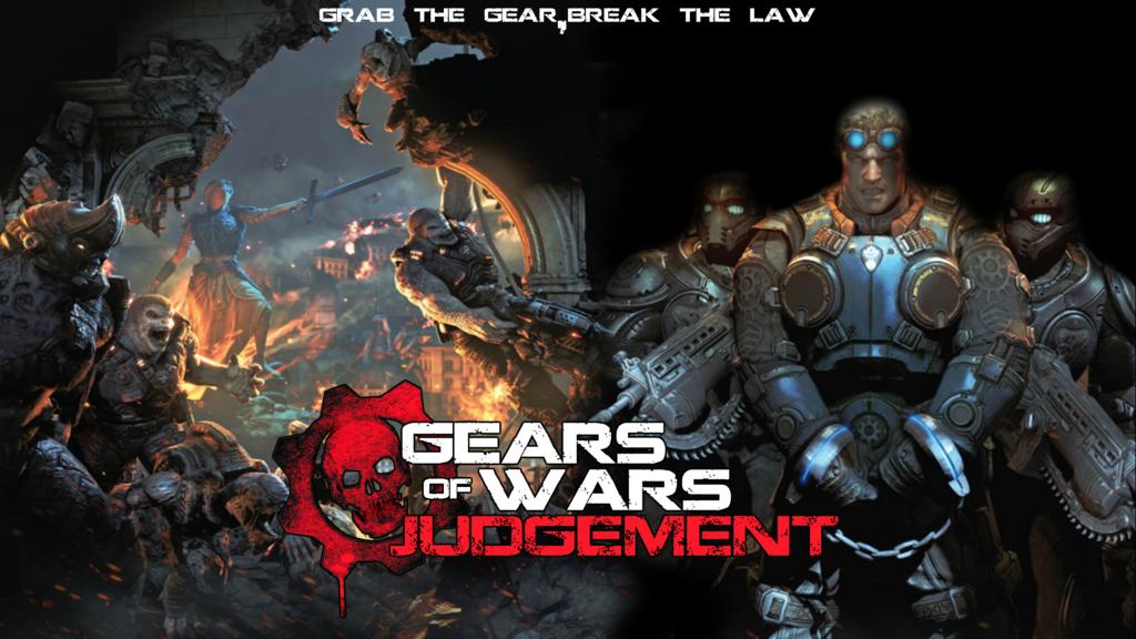 Gears of War Judgement Wallpaper by kunggy1 1024x576