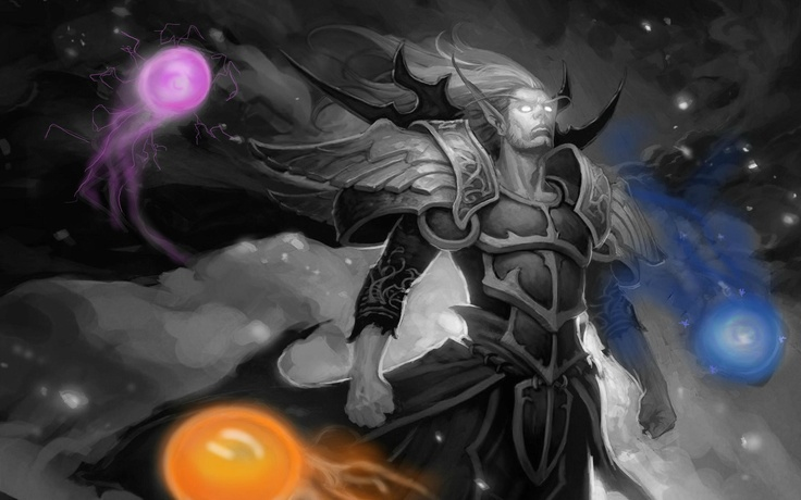 Amazing invoker wallpaper by Redbearon Invoker Wallpaper Guilty 736x460