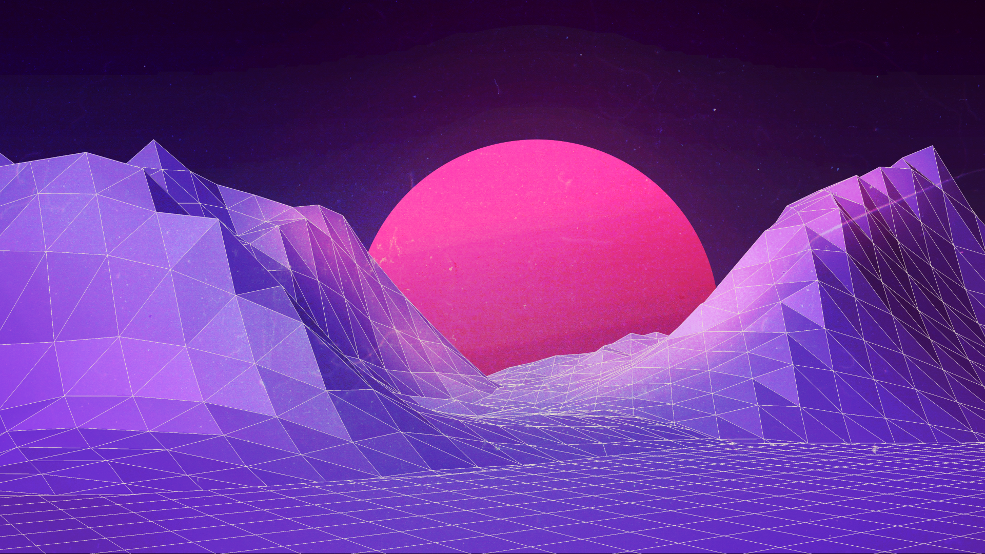 Aesthetic Vaporwave Wallpapers High Definition at Cool Monodomo 1920x1080
