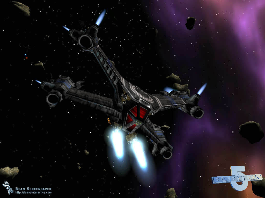 Babylon 5 wallpapers and screensavers wallpapersafari - Battlefield screensaver ...