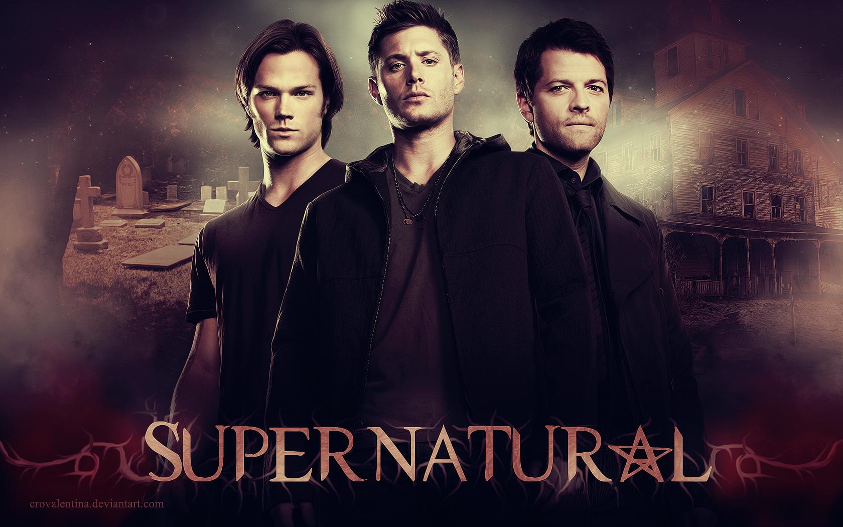 Supernatural Supernatural 1680x1050