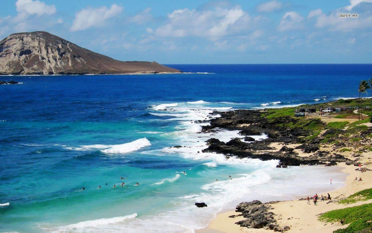 Hawaiian beaches wallpaper - Beach wallpapers - #49216