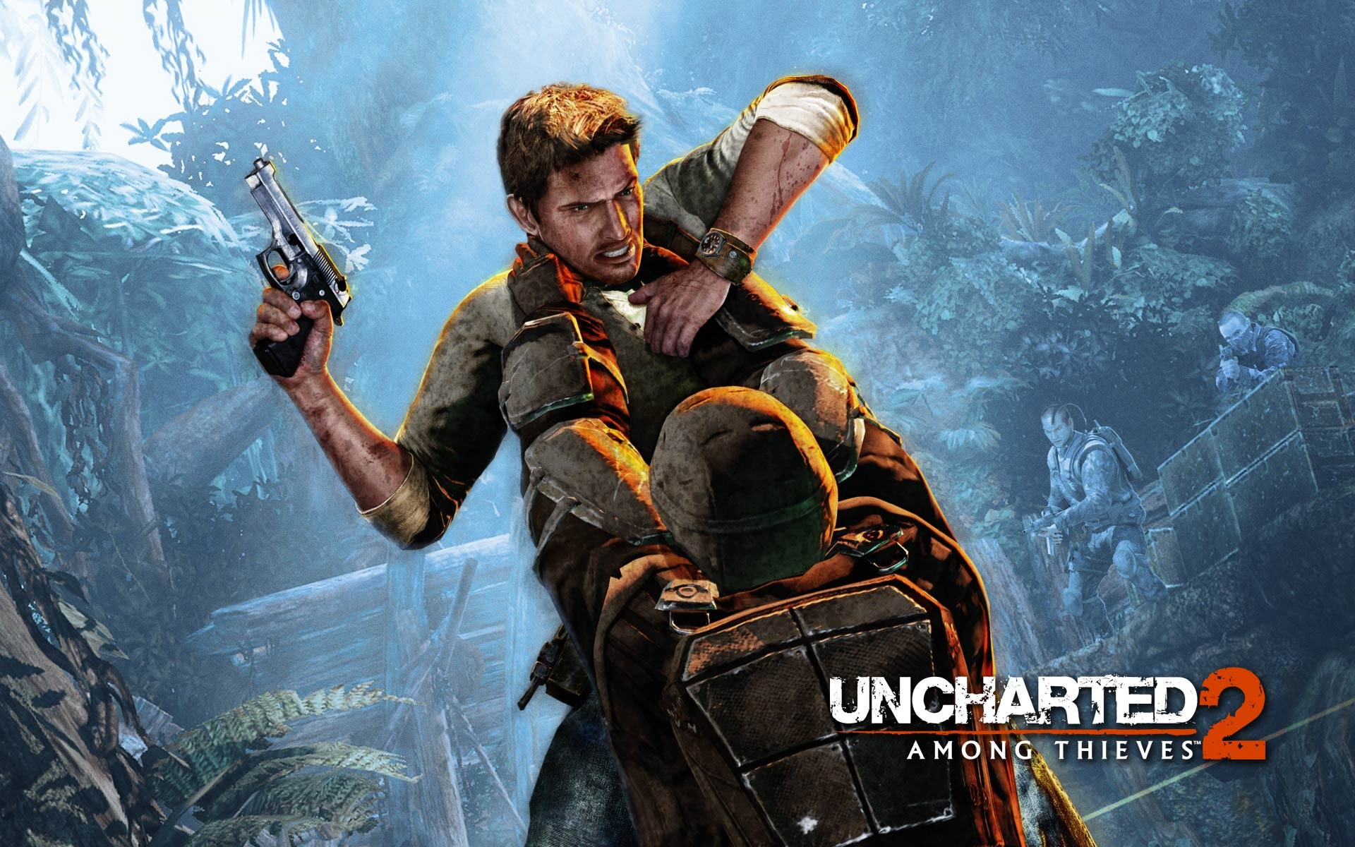 Uncharted 2 Among Thieves Wallpaper 1920x1200