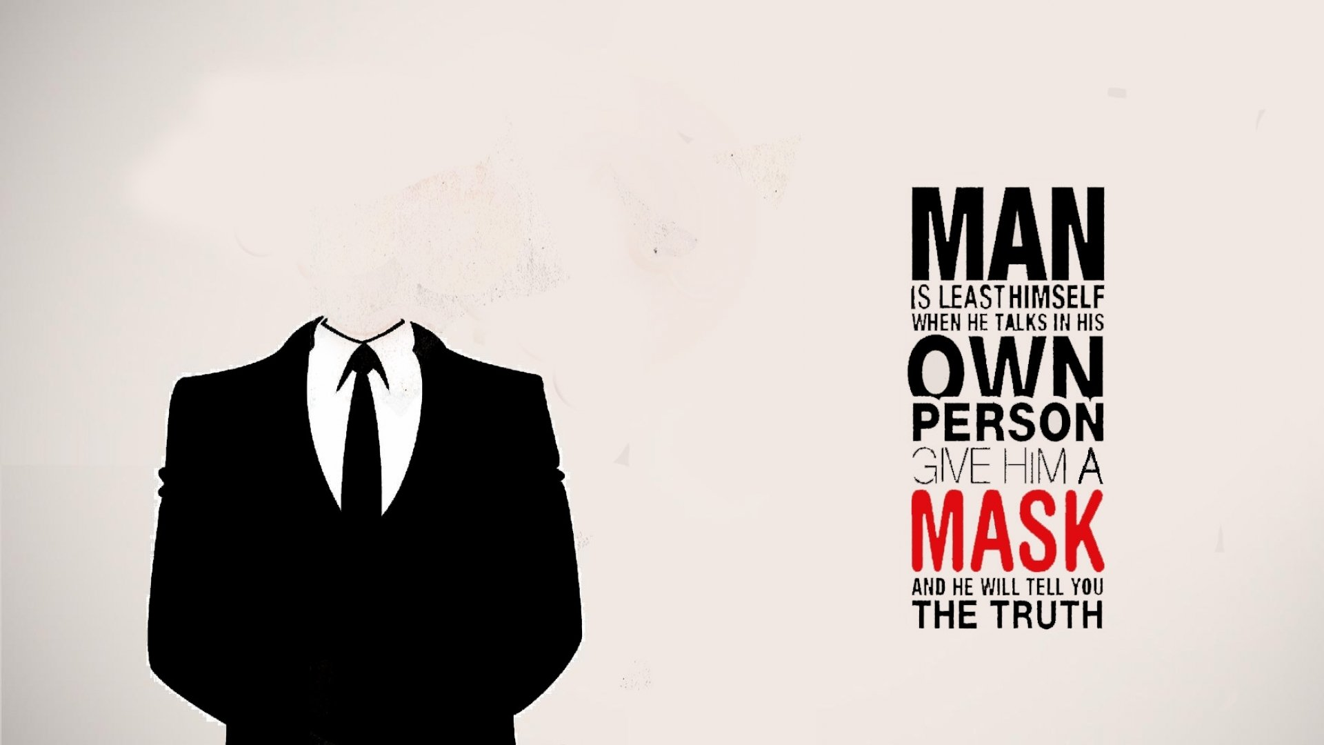 V For Vendetta Mask Wallpaper Quotes Anonymous HD Wallpaper...