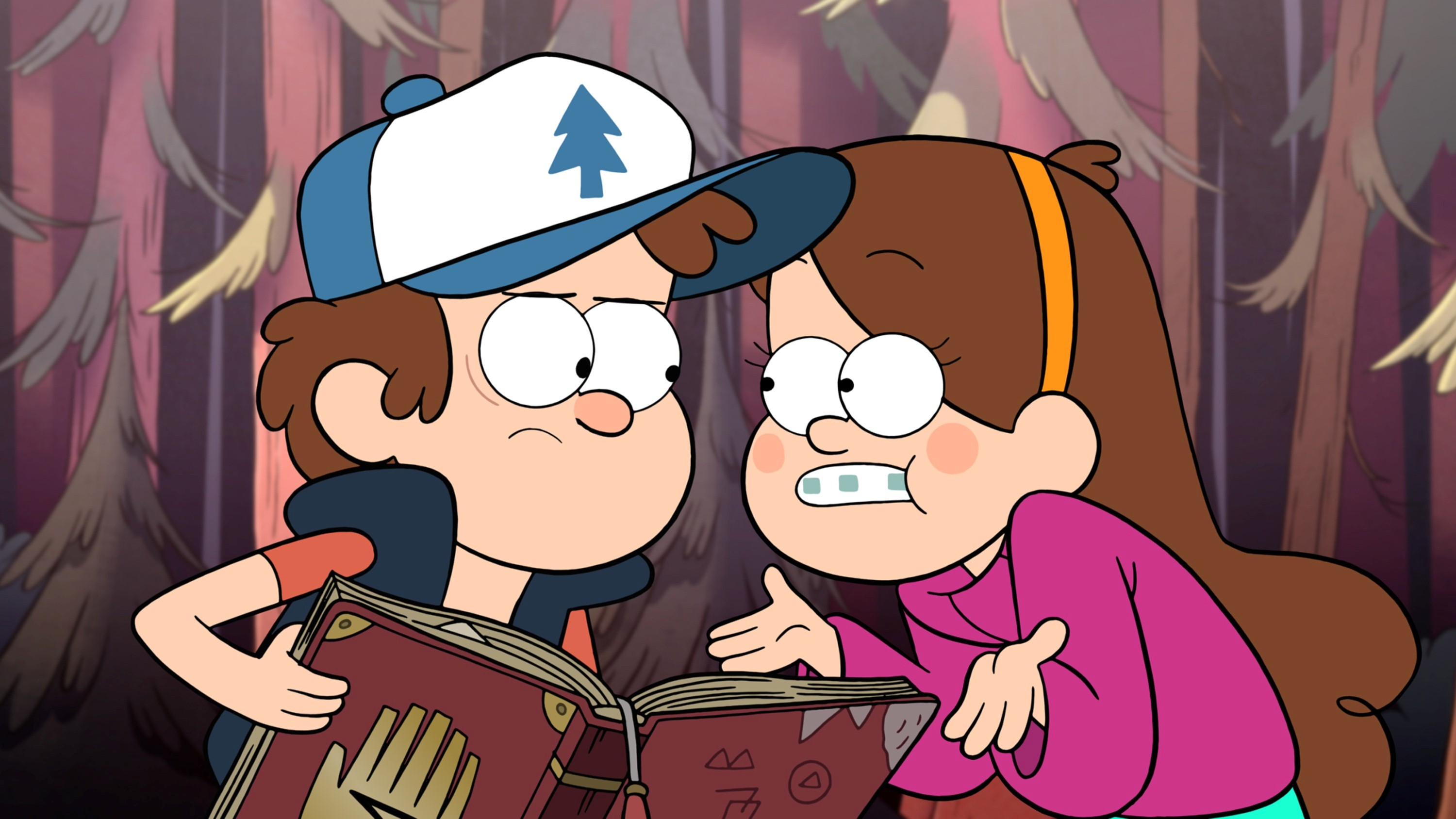Image Result For Gravity Falls Rule