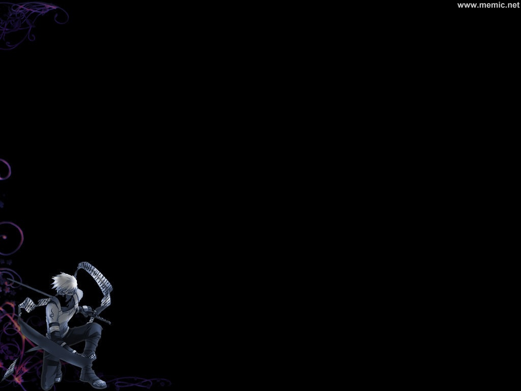 Per visualizzare lo sfondo di kakashi dark in dimensioni intere 1024x768