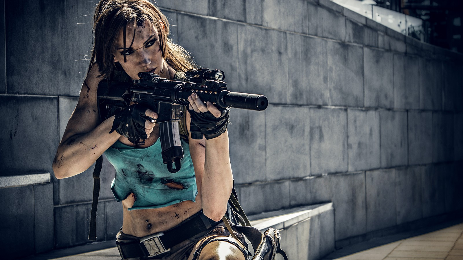 18 2015 By Stephen Comments Off on Girls With Guns HD Wallpapers 1600x900