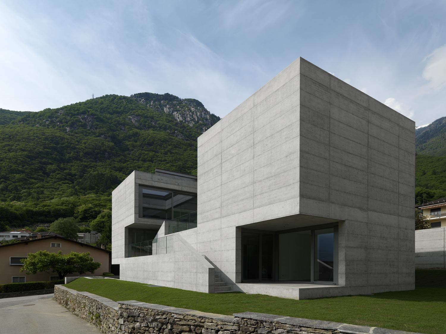 Modern Architecture House 10748 Hd Wallpapers in Architecture 1500x1125