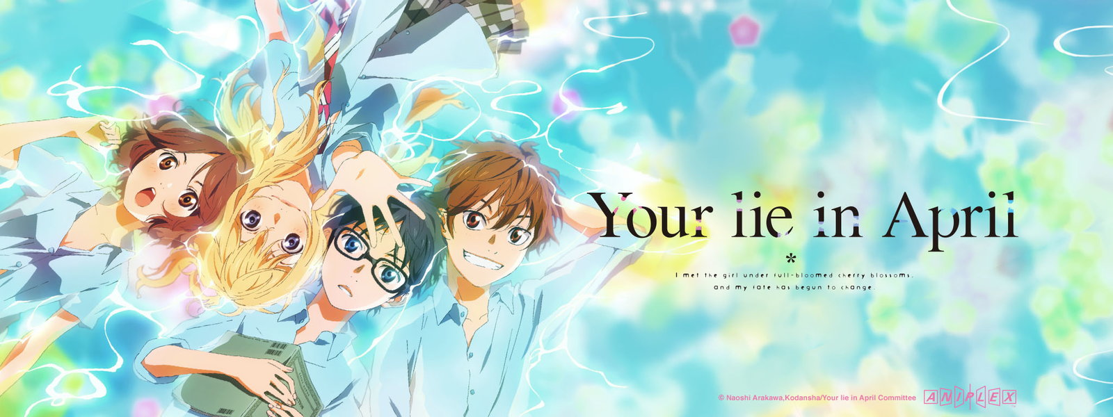 Free Download Slice Of Life Corner Your Lie In April Review