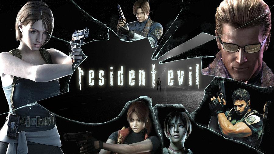 Stars Resident Evil Wallpaper Resident evil wallpapers 900x506