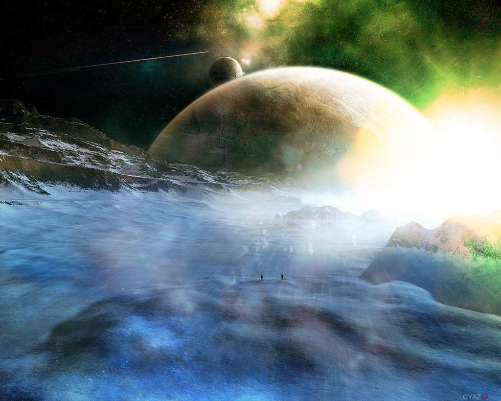 Lost in Space Wallpaper Desktop Background 1024x819