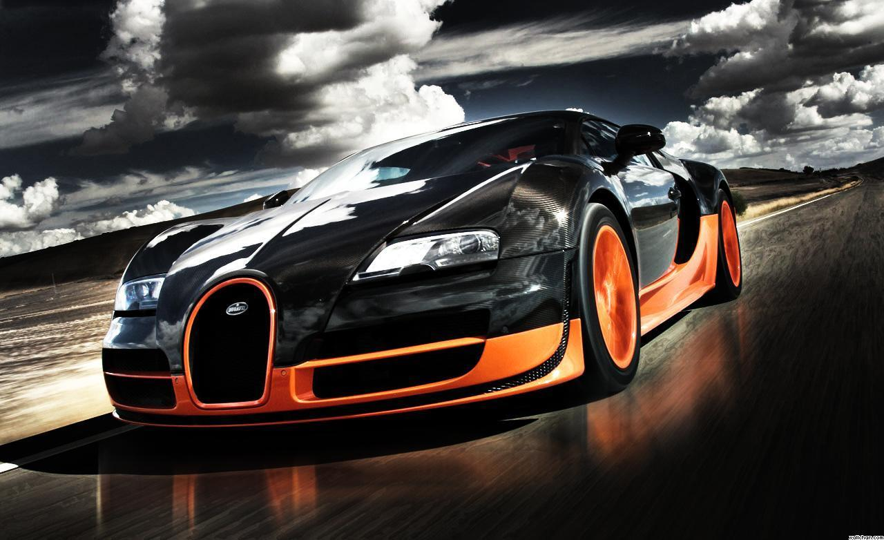 Free Download Bugatti Veyron Super Sport Wallpapers 1280x782 For