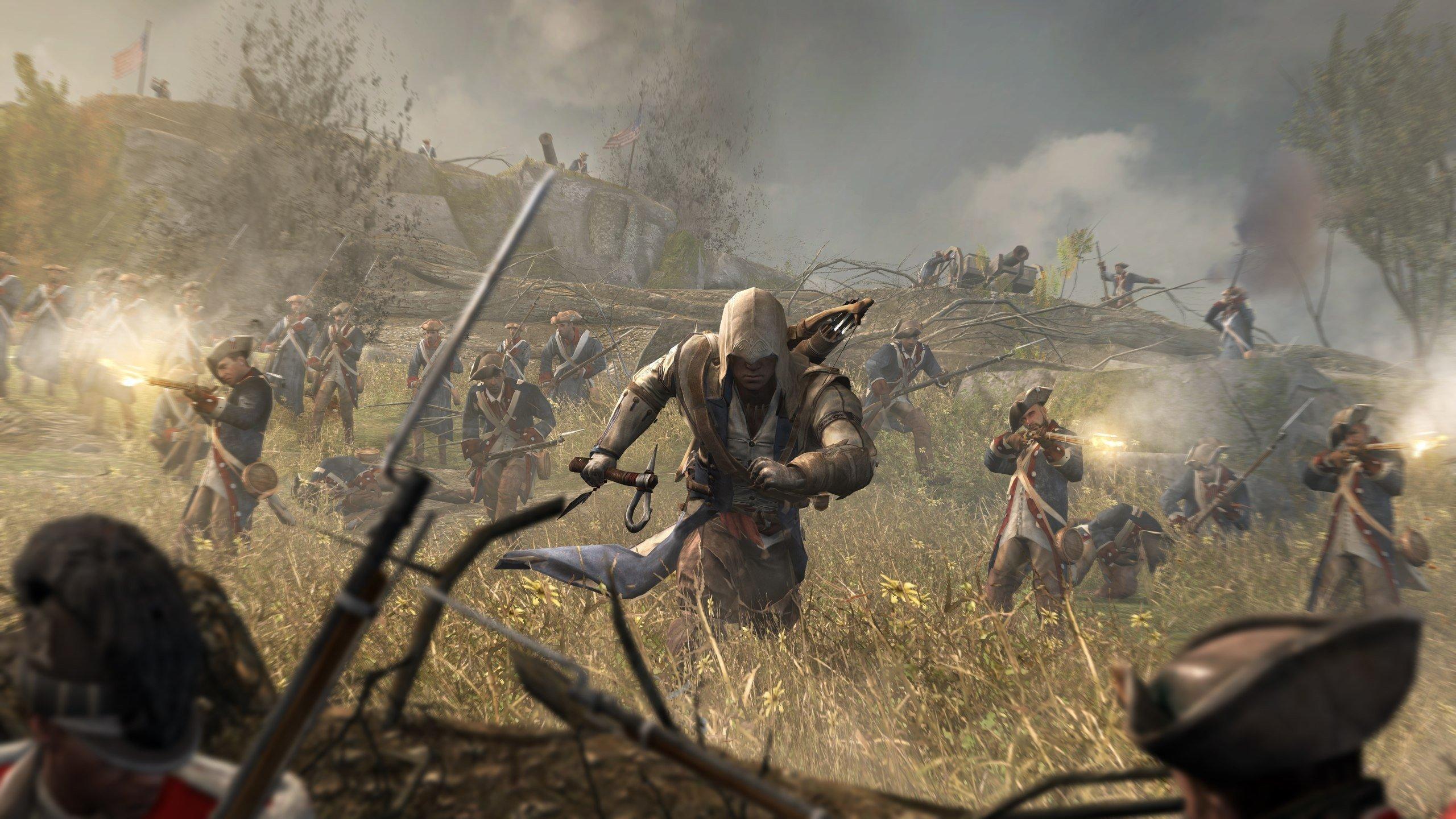 Free Download Download Assassins Creed 3 Wallpaper Id447307 Hd
