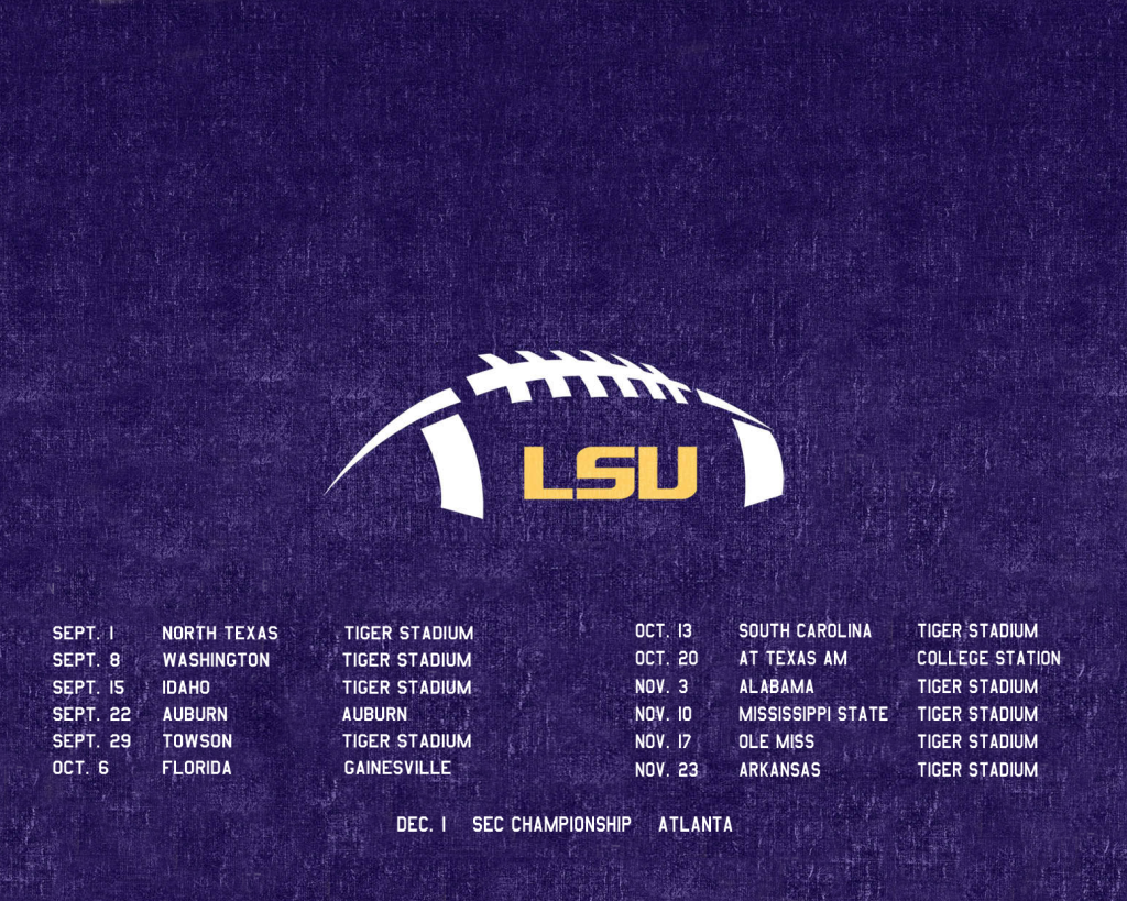 Lsu Tigers Football Wallpaper 2013 Images Pictures   Becuo 1024x819