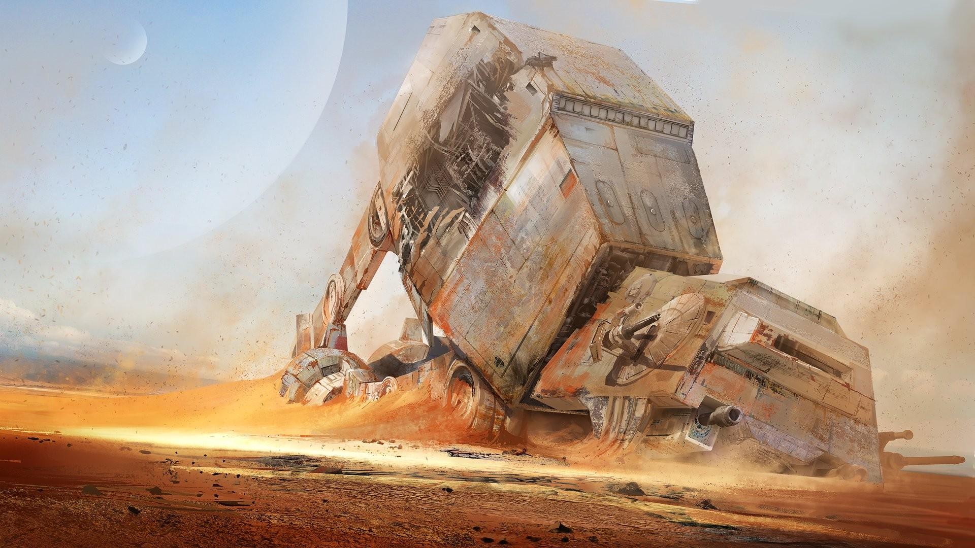 39 Star Wars Desert Background On Wallpapersafari
